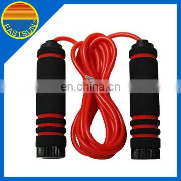 Eco-friendly popular skipping jump rope with high quality