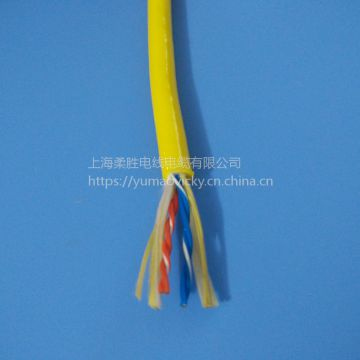 Rov Umbilical Cable High Temperature Resistance Multi-core