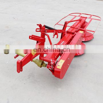 Tractors Linked Alfalfa Disc Drum Mower with factory price