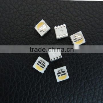new design 4 in one 5050 smd rgbw led chip