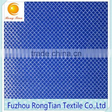 China supplier sales polyester colorful bright diamond mesh fabric for cosmetic bag                                                                         Quality Choice