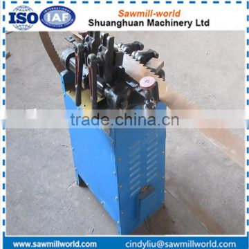 High efficiency saw blade durable welding machine