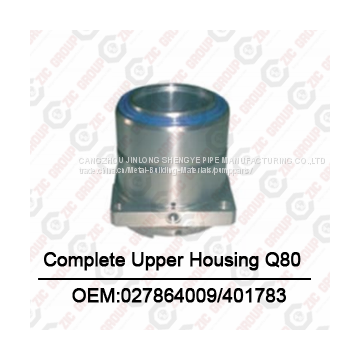 Complete Upper Housing Q80 OEM:027864009/401783 For Putzmeister Concrete Pump Spare Parts