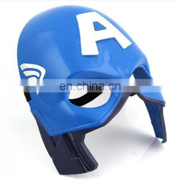 one hand Captain America mask with LED mask wholesale