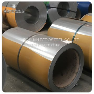 Stainless steel product 201 202 grade BA 2B stainless steel coil