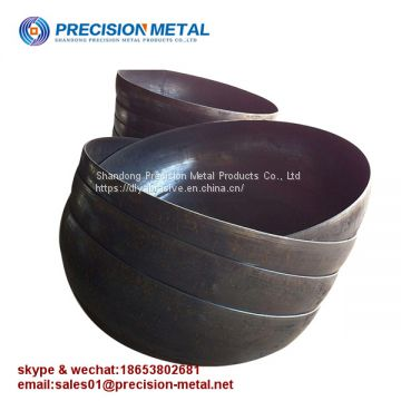 36 Inch 40 Inch Carbon Steel Hemisphere for Metal Fire Pit bowls