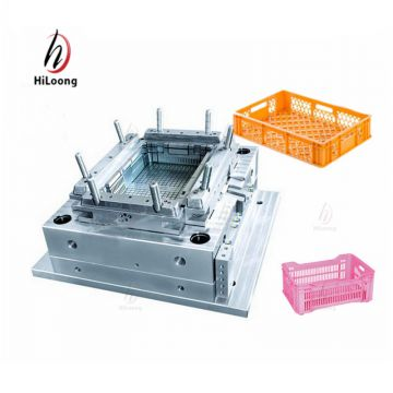 plastic storage crate mould/mold