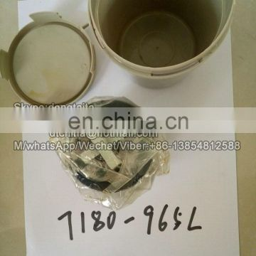7180-965L High Precision Diesel engine parts VE pump Head Rotor