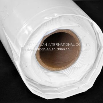 agricultural used anti-uv pe material tunnel greenhouse film for sale