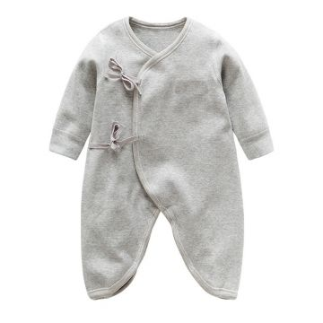 Water Soluble Bear Stripe Cute Baby Boy Clothes