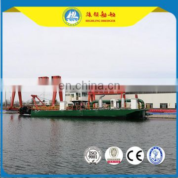 china cutter suction dredger hot price for sale small model HL350