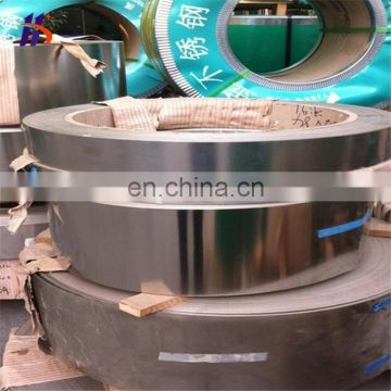 China supply Precision ASTM 304 321 316 Stainless Steel Strip 2B