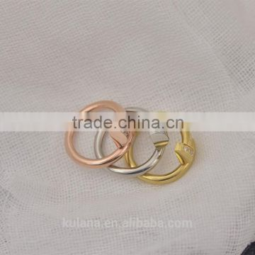 2015 New rings for sale, rose gold rings