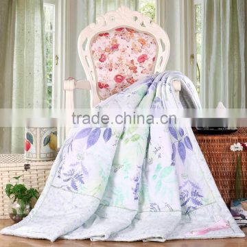 High Quality and Healthy Silk Quilt,microfibre fabric quilt,china cheap comforter