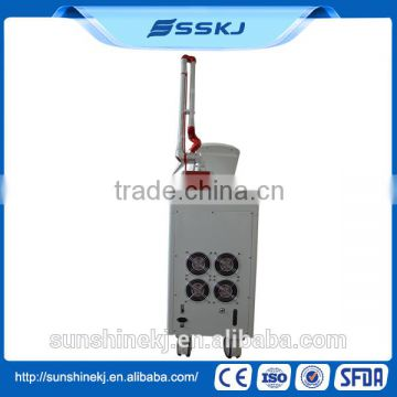 High Power Q switched 1064 nm 532nm picosecond laser