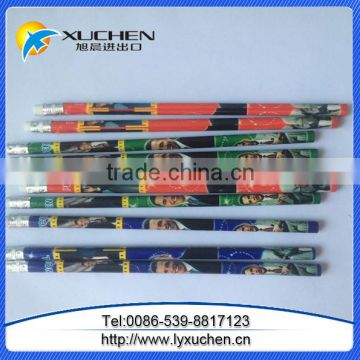 7 inchstationary set school hb wooden pencils