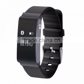 Body temperature monitor Tracker Smart Bracelet Wristband Watch Sleep Monitor sport band from China