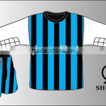 Hot selling new trend football uniforms for teams youth football uniform wholesale  soccer man fitted tracksuit of Custom soccer uniforms from China ... 4ec7b5880