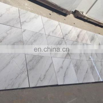 Carrara white marble 60x60cm for sale