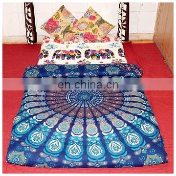 Mandala Duvet Cover Indian Doona Cover Decorative Cotton Quilt Cover