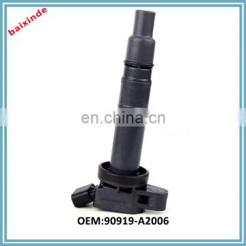 Nice Coil Pack Auto Ignition Coil For CAMRY , LEXUS 90919-A2006 90919A2006