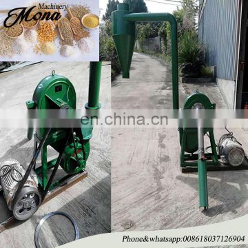 cheapest manual hand operated corn grinder factory grain mill