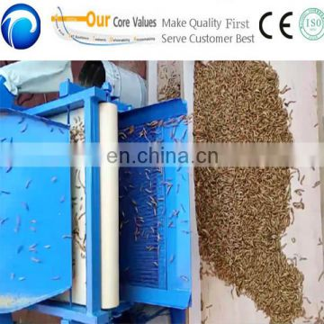 Adult Mealworm and Pupae Separator Machine