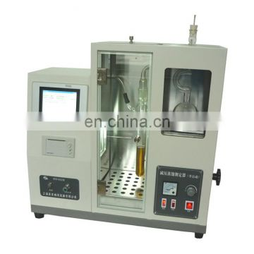 IO006 Decompression boiling range tester