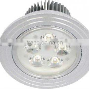 high power high quality 7w led square ceiling light
