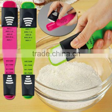 kitchenware japan measuring plastic kitchen spoon teaspoon tablespoon