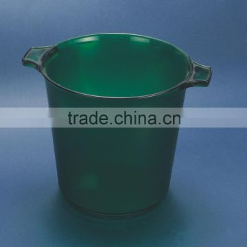acrylic plastic bulk ice bucket wholesale without lid