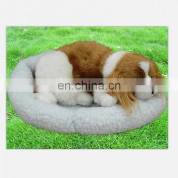 plusg dog sleep on the mat 2015 New plush toys