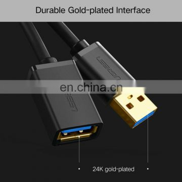 Ugreen 2m USB 3.0 Male to Female Data Sync Super Speed Transmission Extension Cord usb Cable