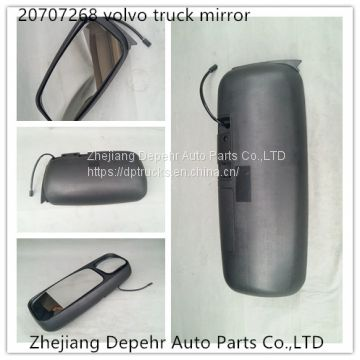 Zhejiang Depehr Heavy Duty European Tractor Body Parts Outside Mirror Volvo FH Truck Rear View Mirror 20707268 20707269