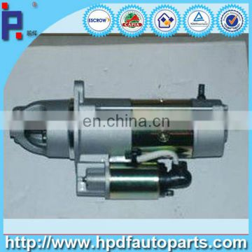 Dongfeng truck spare parts ISF3.8 starting motor 5268413 for FOTON ISF3.8 diesel engine