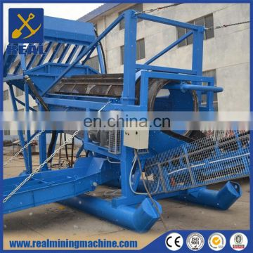 Trommel screen gold mining machinery manufacturer for Canada