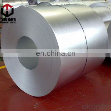 GI  Cold rolled Zinc Coated hot dipped Galvanized Steel coil Steel coil price