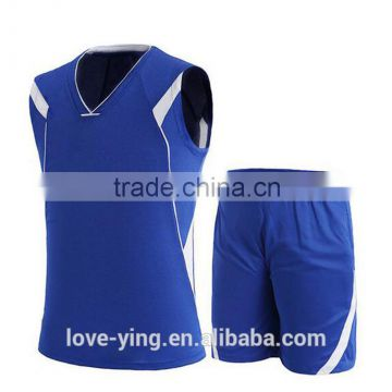 2016 hotsale custom red color basketball jersey uniform design with factory price