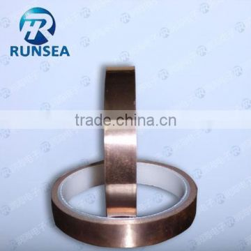 conductive copper foil tapes masking static and electromagnetic wave
