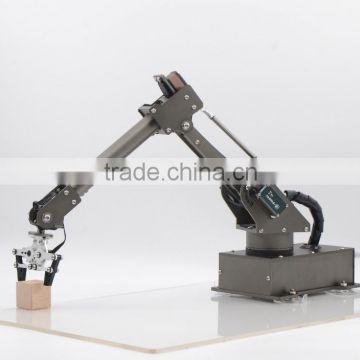 7Bot arduino 6 axis DOF CNC aluminium body gripper robot arm of
