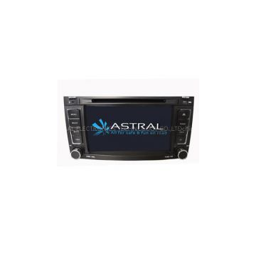 Wholesale In Dash Car DVD Navigation Player and Multimedia VolksWagen Touareg Dual Core Android Car Video