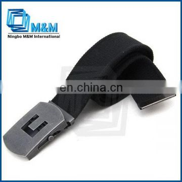 Canvas Belt With Metal Buckle Cheap Belt Buckle
