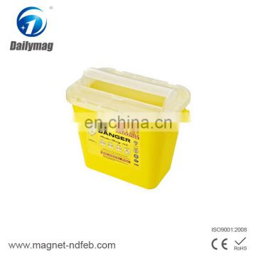 Rectangleshape Sharps Container Sharp Box Medical Waste Container