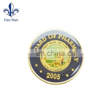 Custom matching blank clear zinc alloy plated metal trophies