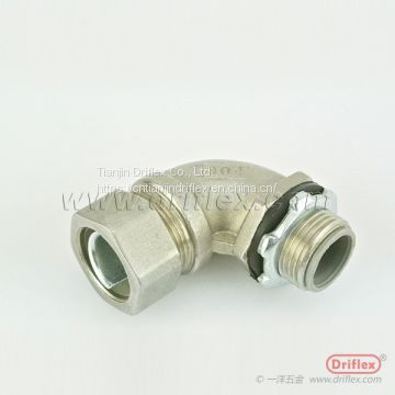 SS 90d fittings for general industrial and commercial electrical wiring protection