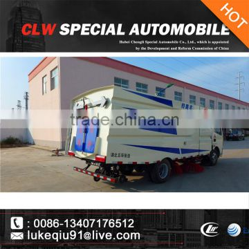 hot sale dongfeng new condition road sweeper truck