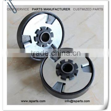 Pulley Clutch 3/4 inch Bore A82-3 Type Engine Clutch Kart Parts