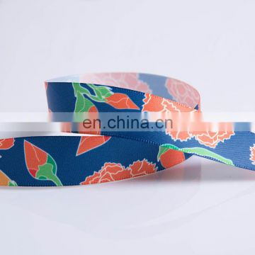 Hot sale celebrate printed ribbon for Mother's Day