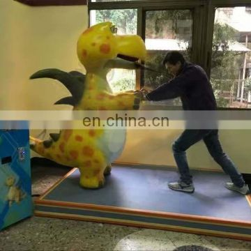 2017 New Product Cartoon Dinosaur for Amusement park