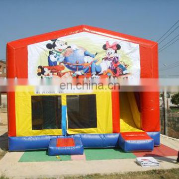 inflatable toys, inflatable party jumper, cheap bouncer d069